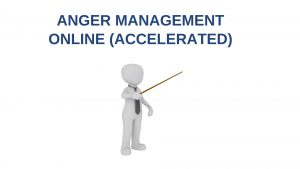 Anger Management Online (Accelerated)