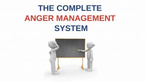 COMPLETE ANGER MANAGEMENT SYSTEM